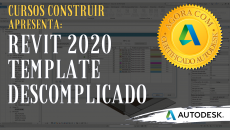 Revit 2020: Template Descomplicado